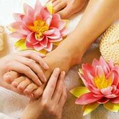 Лечебный массаж - составная часть Чжень-цзю терапии