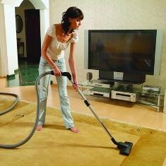 Вес не сбросишь, делая уборку дома