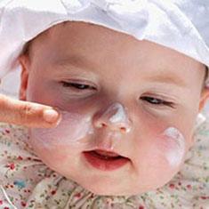 Атопический дерматит и уход за кожей