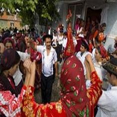 Организация цыганской свадьбы