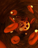 Эритроциты могут транспортировать наночастицы
