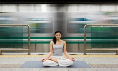 Медитация спасёт от стресса, старения и генетических заболеваний